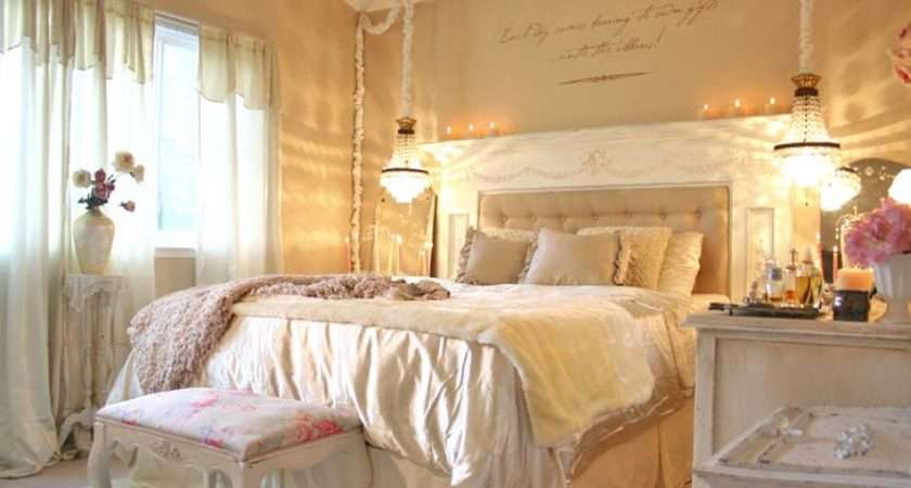 Bedroom Designs Classy Shabby Chic Ideas