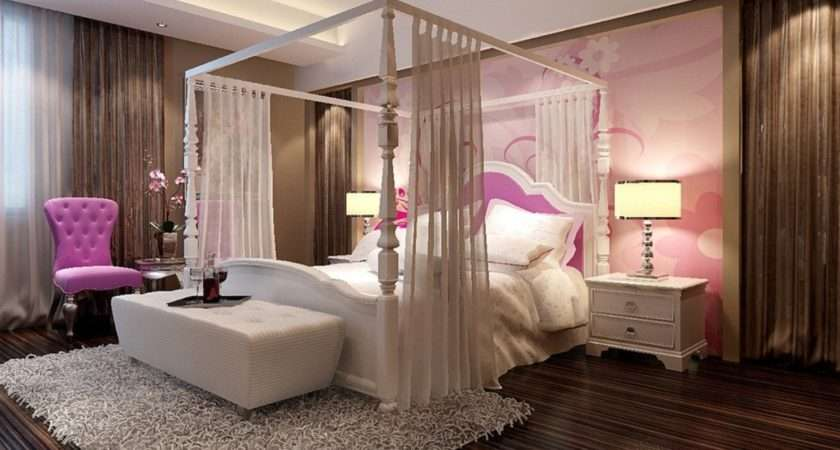 Bedroom Elegant House