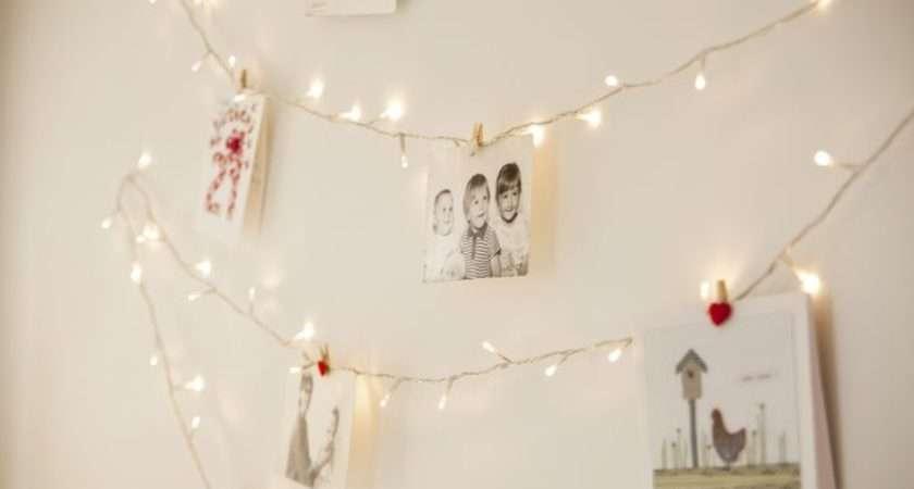 Bedroom Fairy Light Ideas Quick Easy Diy Wallbedroom