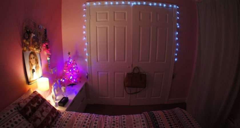 Bedroom Fairy Lights Inspire