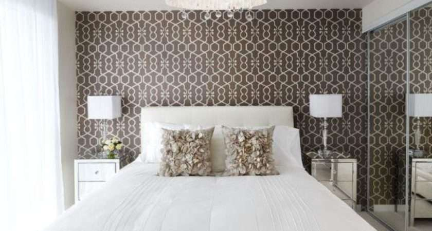 Bedroom Feature Wall Decoration Inspiration