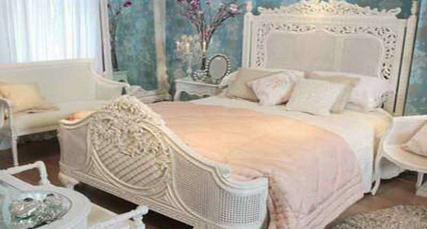 Bedroom French Inspired Bedrooms Romantic