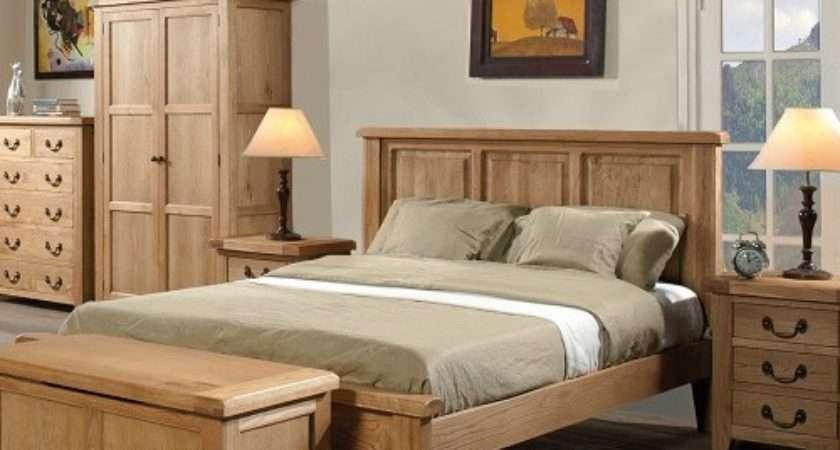 Bedroom Furniture Oak