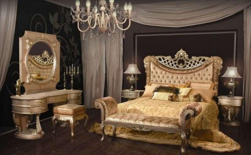 Bedroom Glamorous Designs Modern Design Glamour