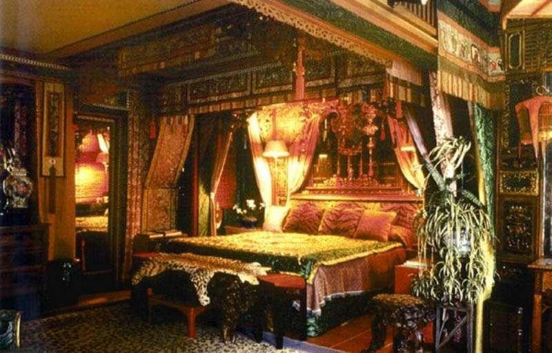 Bedroom Gothic Design Ideas Black
