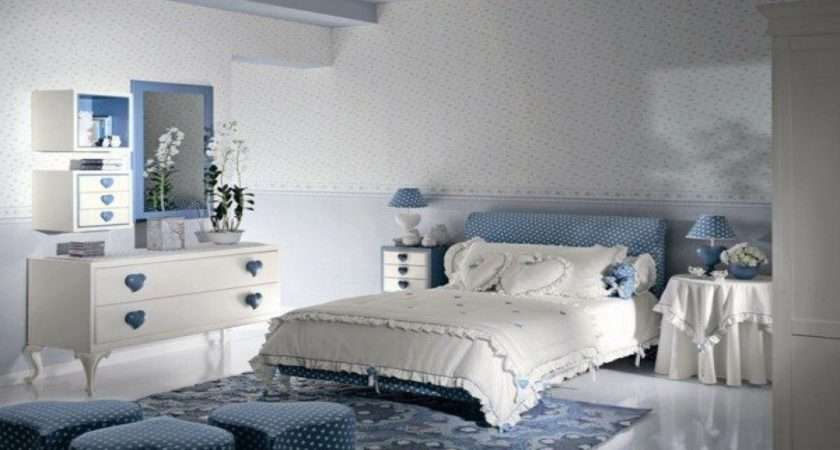 Bedroom Ideas Girls Small Rooms Blue Teenage