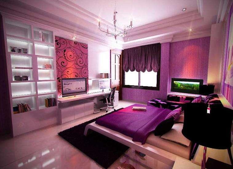 Bedroom Ideas Pink Girly Girl Cute Room Teen