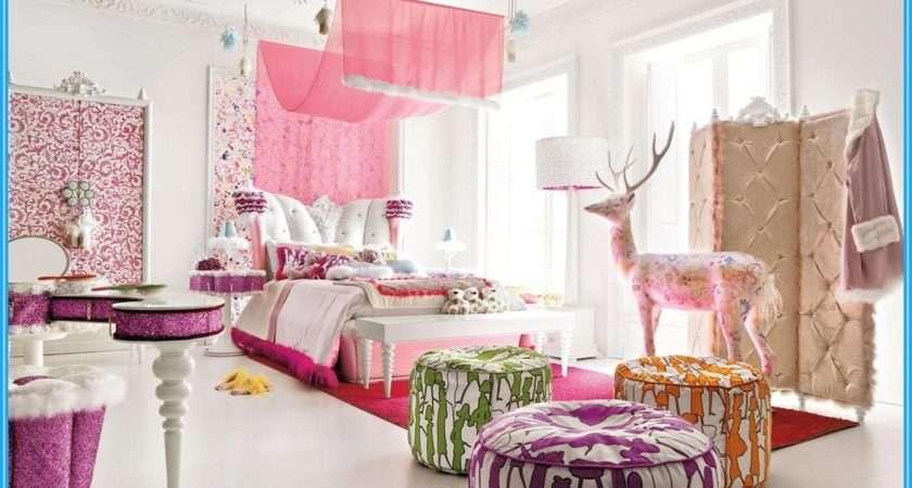 Bedroom Ideas Teenage Girls Can Also Look