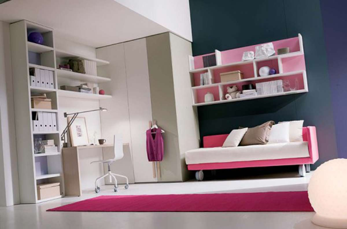 Bedroom Ideas Teenage Girls Lovely Modern Girl Room Decor