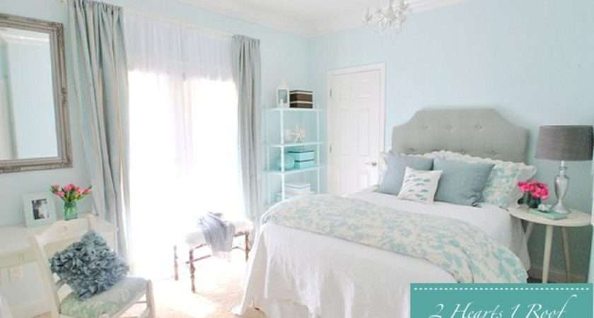 Bedroom Inspiration Grey Turquoise Two Hearts One Roof