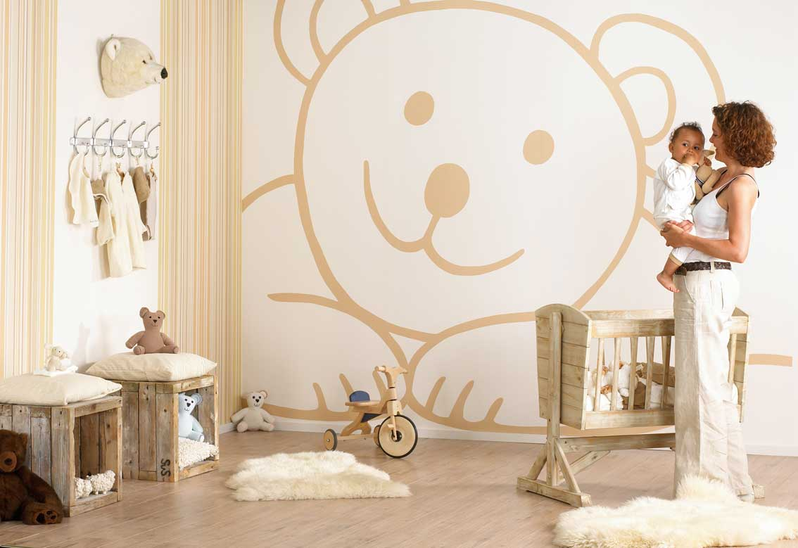Bedroom Interior Baby Bedding Furniture Home Design Ideas