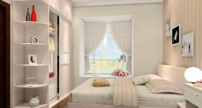 Bedroom Layout Renderings