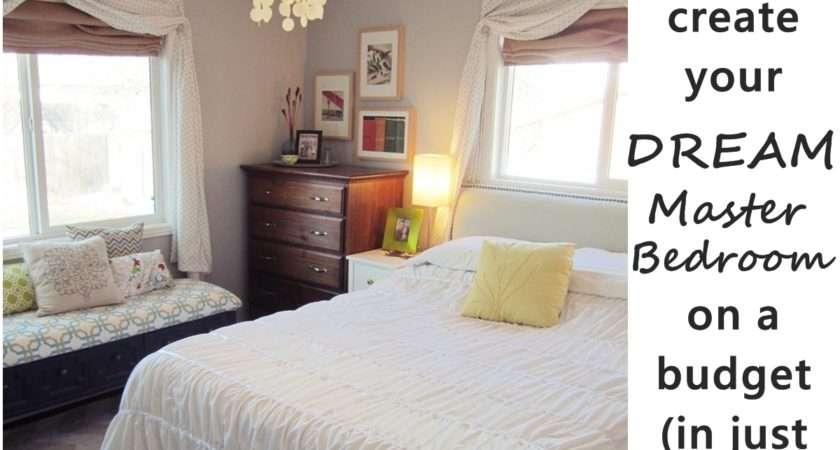 Bedroom Makeover Budget Design Decorating Ideas