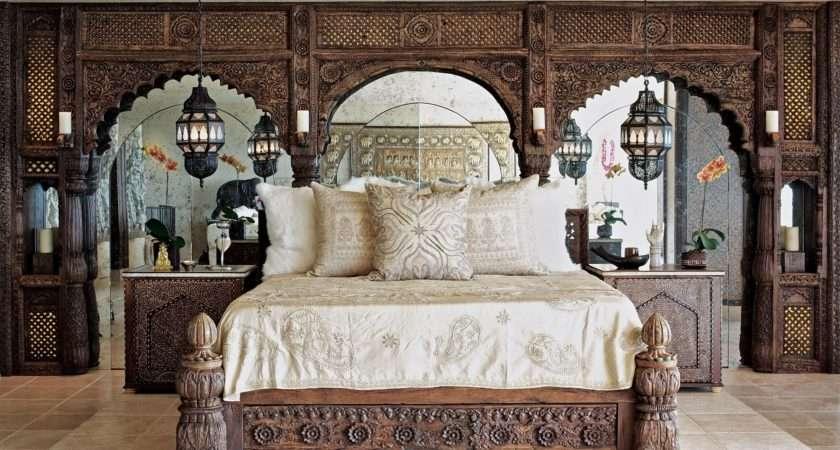Bedroom Moroccan Style Ideas Design