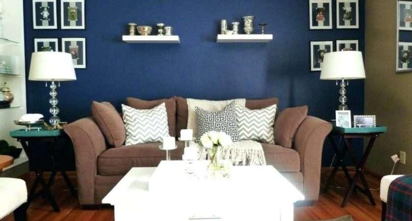 Bedroom Navy Blue Decor Walls Color Best