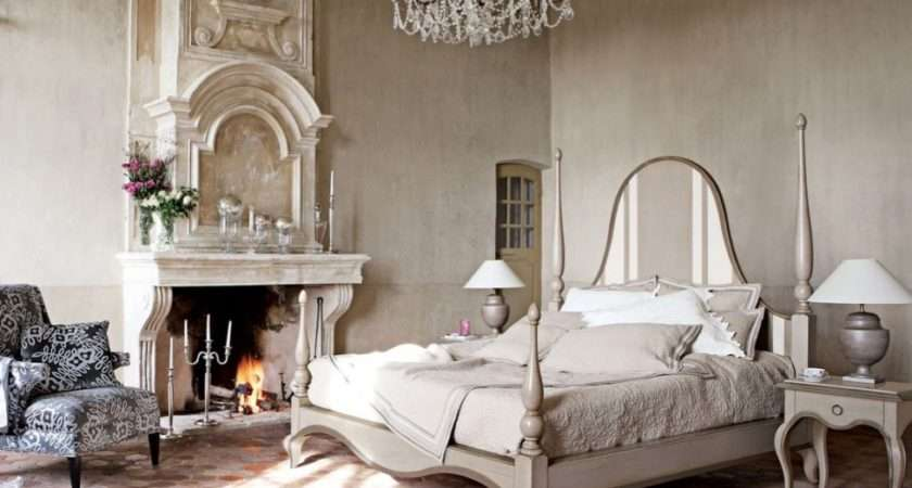 Bedroom Ornate Fireplace Beautiful Modern Classic Glamorous Bedrooms