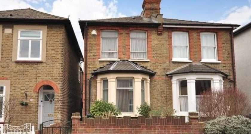 Bedroom Semi Detached House Sale Victoria Road Kingston Upon