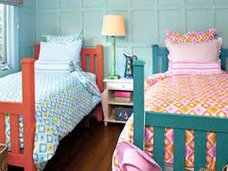 Bedroom Shared Kids Room Ideas Small