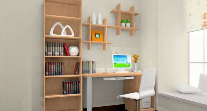 Bedroom Small Corner Desk Simple Design Apartment