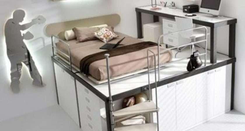 Bedroom Storage Under Bed Home Decor Ideas