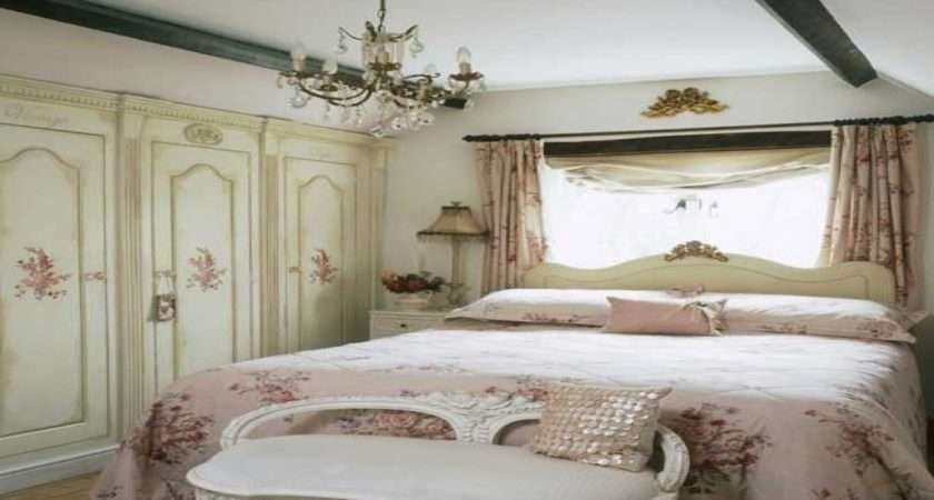Bedroom Vintage Ideas Romantic Shabby Chic