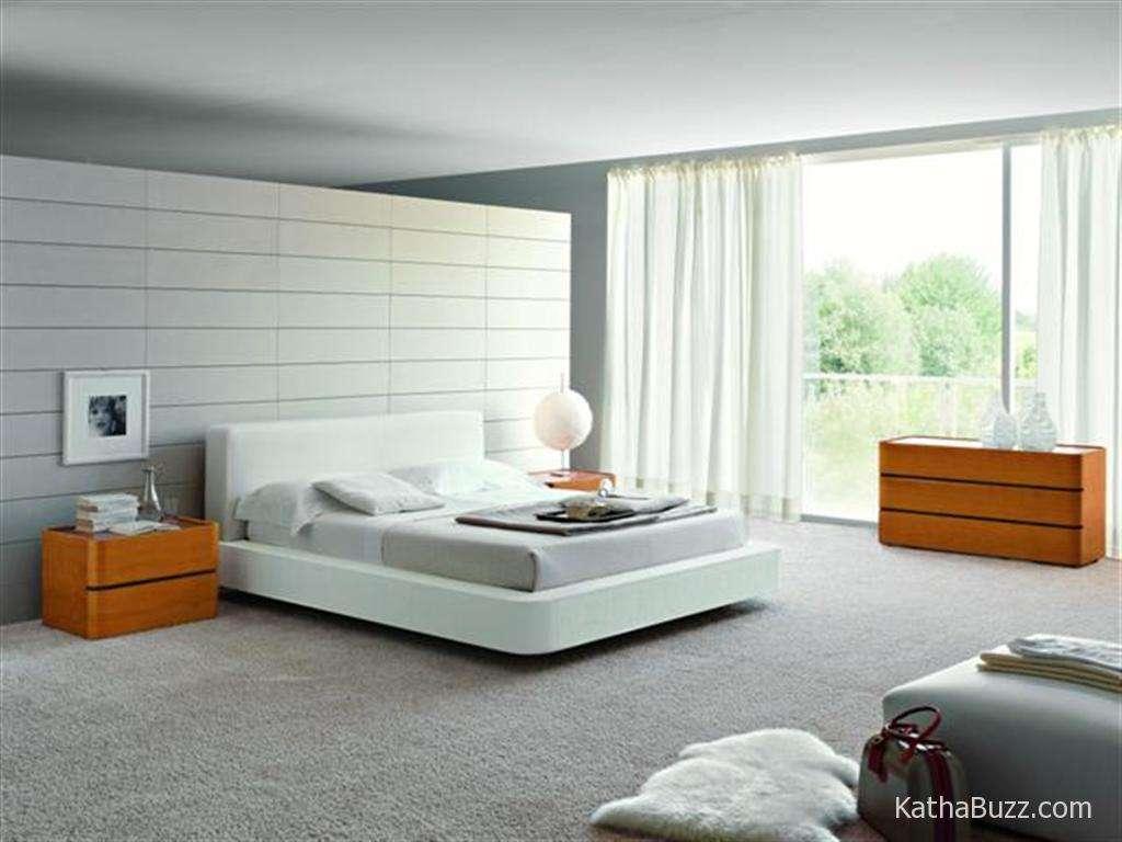 Bedroom Wall Designs Home Design Roosa