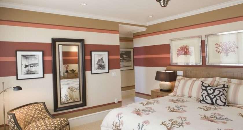 Bedroom Wall Paint Designs Decor Ideas Design