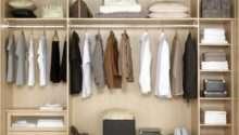 Bedroom Wardrobe Storage Systems