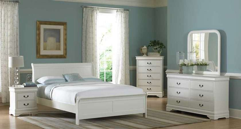 Bedroom White Furniture Ideas