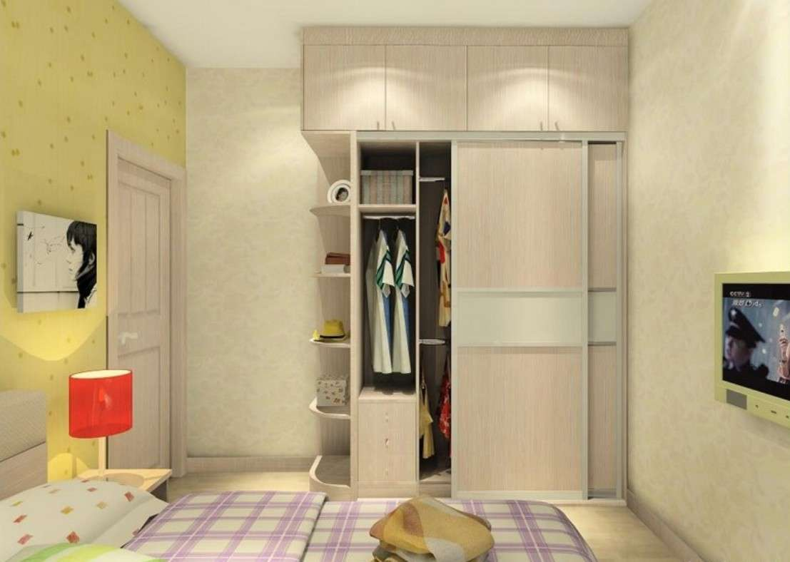 Bedrooms Interior Design Simple Wardrobe Wardrobes