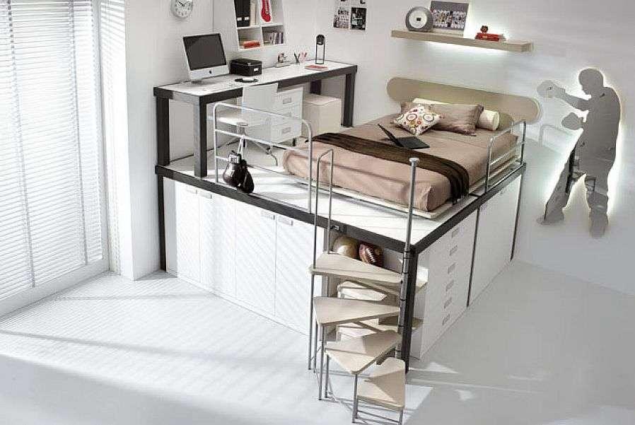 Beds Desk Kids Teenagers Giesendesign