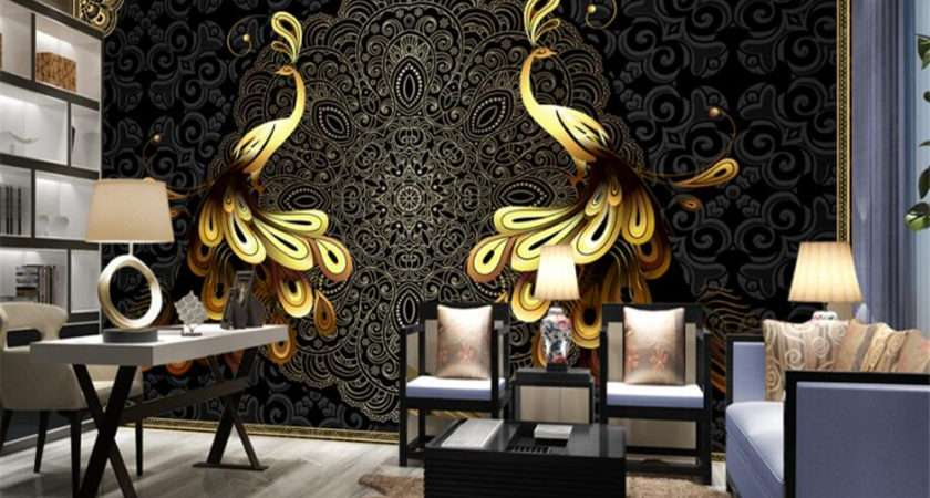 Beibehang Luxury Home Decoration