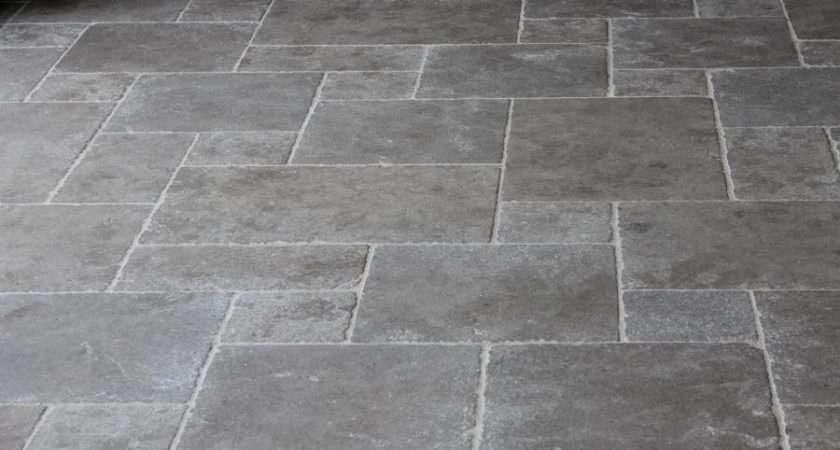 Beige Argos Limestone Flooring