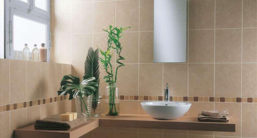 Beige Bathroom Decor Design Ideas
