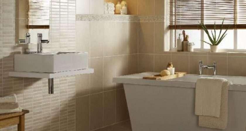 Beige Bathroom Tiles Ideas