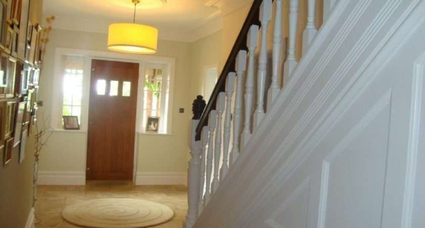 Elegant Beige Blue Hallway Design Ideas Photos Inspiration Rightmove Home Images