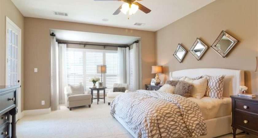Beige White Master Bedroom Home Pinterest
