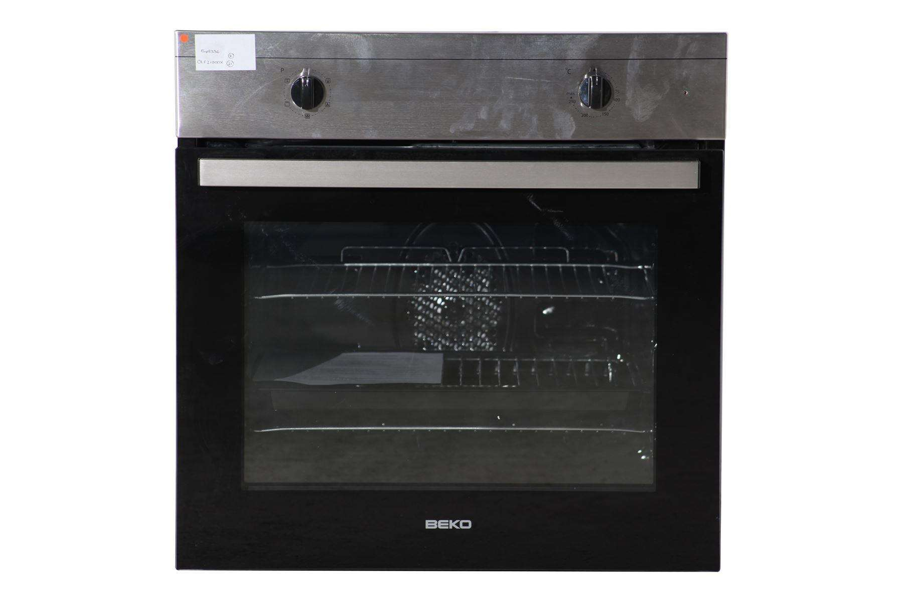 Beko Integrated Oven Oif Silver Grey Store