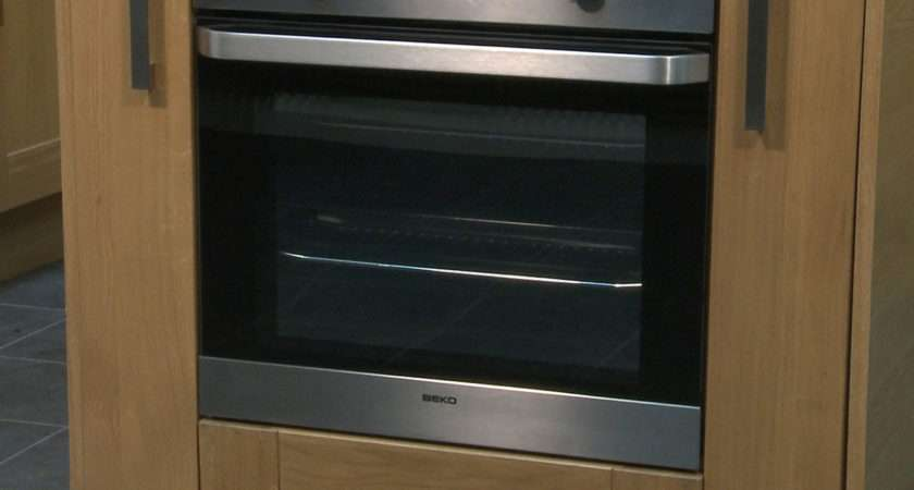 Beko Oim Built Electric Single Oven Stainless Steel