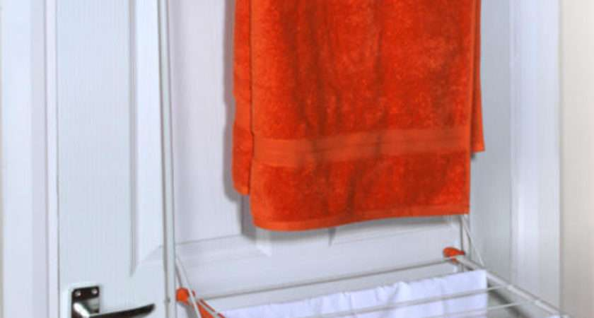 Beldray Over Door Space Saving Clothes Airer