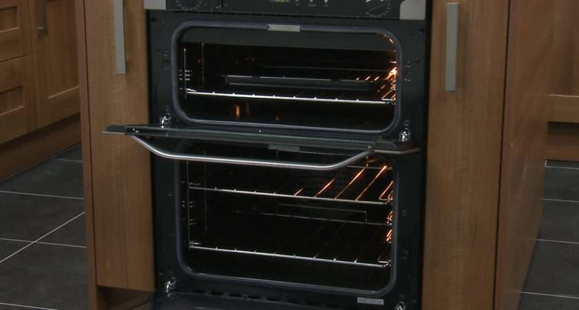 Belling Built Under Electric Double Oven Stainless Steel