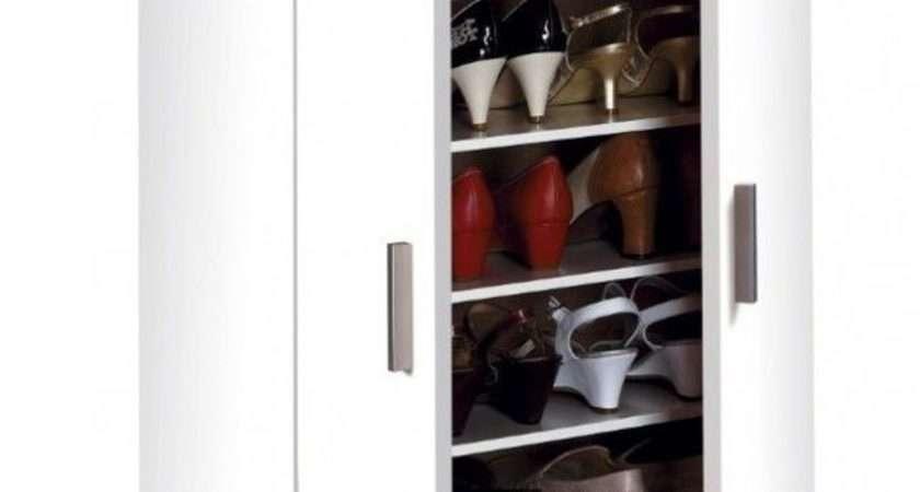 Bellini Hallway Door Shoe Storage Cabinet Unit