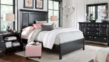 Belmar Black King Bedroom Sets