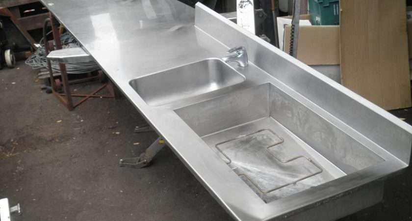 Bench Bainmaie Twin Sink Trade