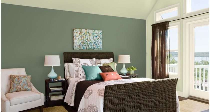 Benjamin Moore Paint Color Year Blackhawk