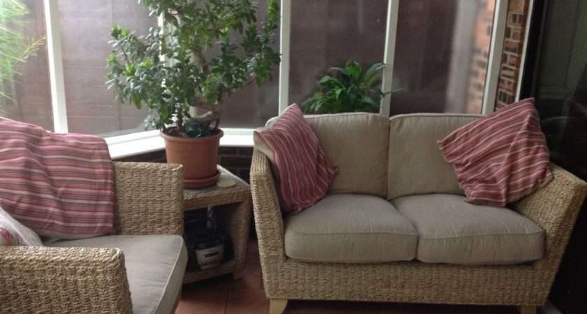 Bermuda Conservatory Furniture Small Sofa Chair
