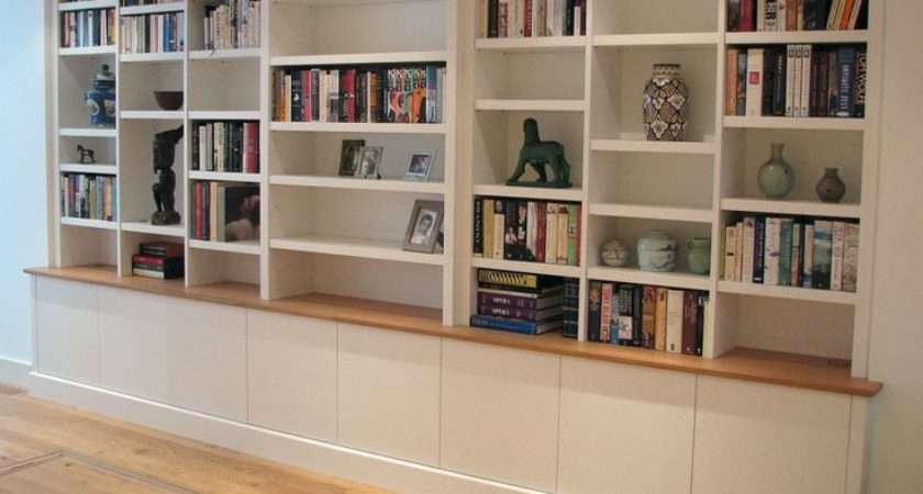 Bespoke Bookcases Shelves Libraries Dream Home Pinterest