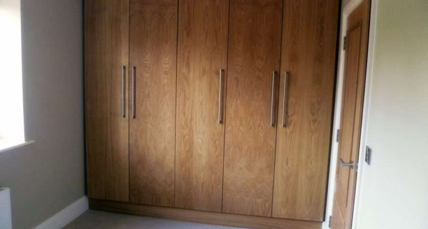Bespoke Fitted Wardrobes Desk Joinery