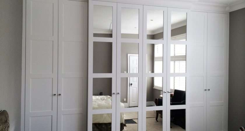 Bespoke Fitteed Wardrobe Fitted Bedroom Furniture High