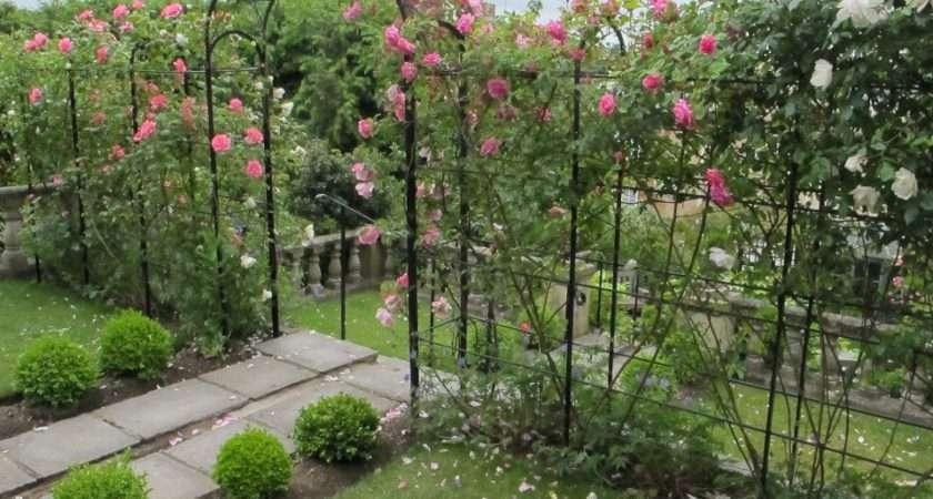 Bespoke Garden Arches Ironart Bath